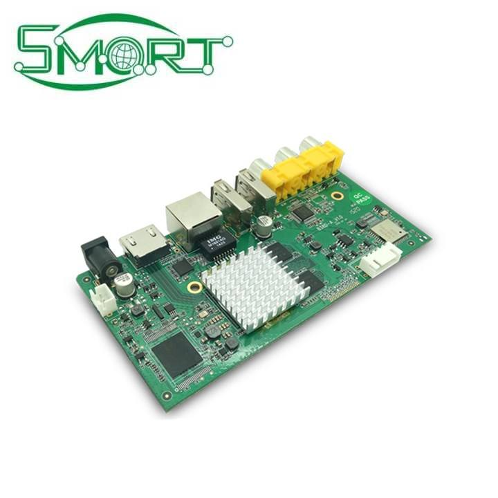 Smart Elektronica Aangepaste cctv camera board, DVB box Android <span class=keywords><strong>PCBA</strong></span> <span class=keywords><strong>Assemblage</strong></span>