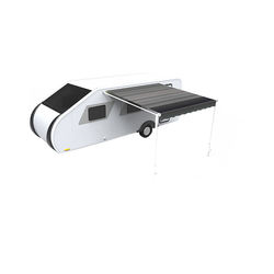 Open Type Outdoor Pop Up truck camper awning