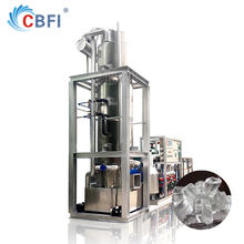1 ton 5 ton 10 ton 20 ton 50 ton Tube Ice Maker machine for cool drink tube ice machine for sale