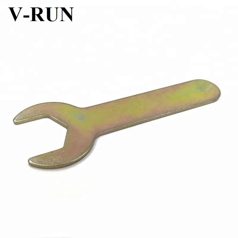 10mm Descartável impact plano open end wrench spanner