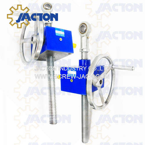 Best Manual Hand Crank Screw Jack,hand cranked worm gear price