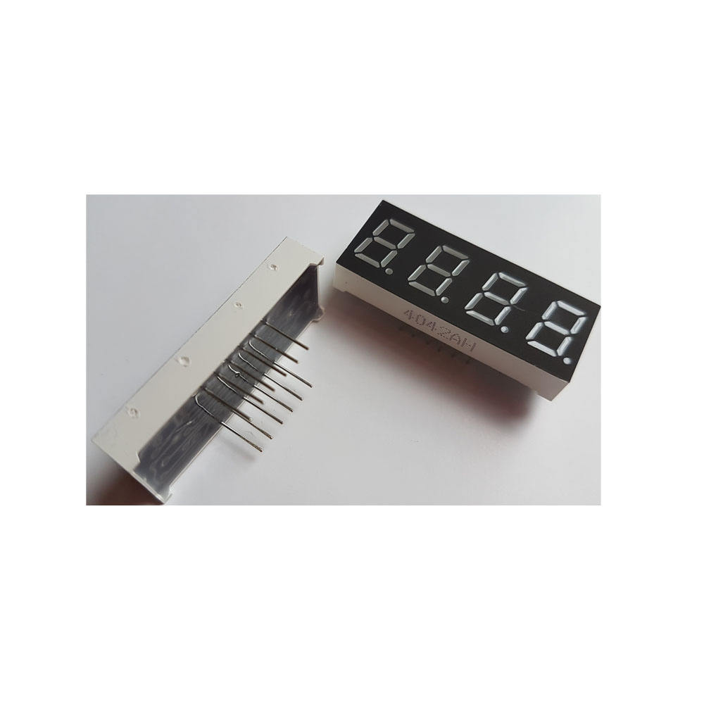 1 2 3 4 digit 7 segment display 0,56 zoll 3 digit 7 segment led von Babbitt Co. (Diyatel gruppe)