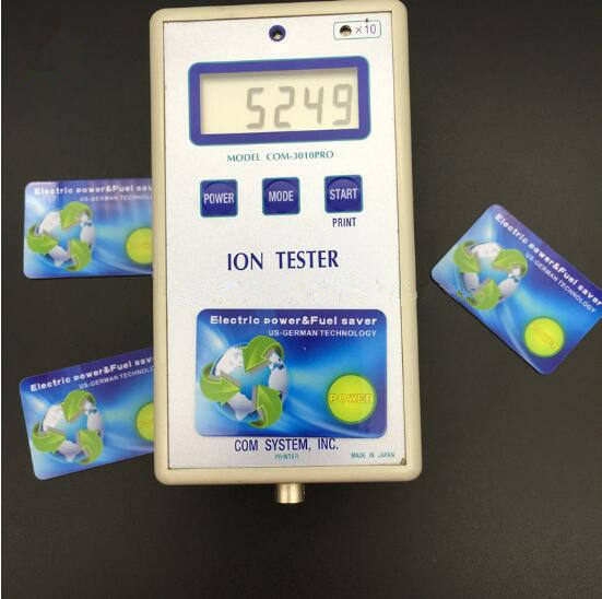 negative ion tester / negative ion tester detector(made in Japan)