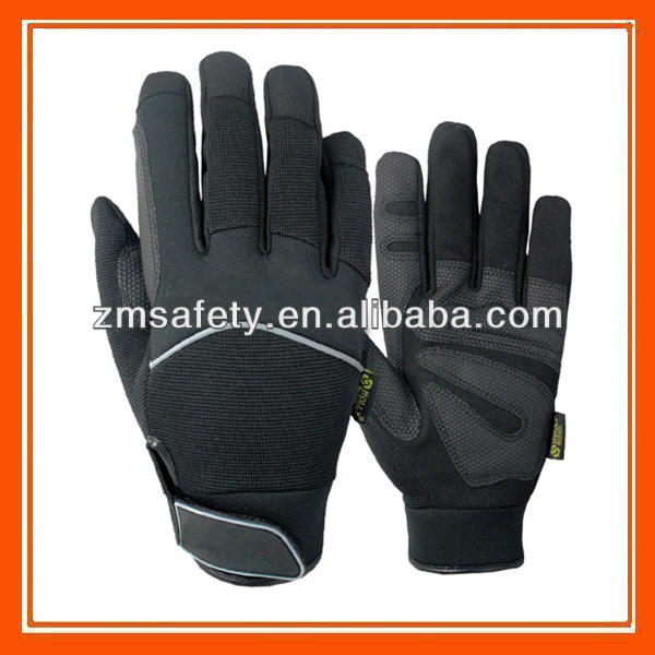 Высокая производительность против атмосфера коробка обработчика перчатки