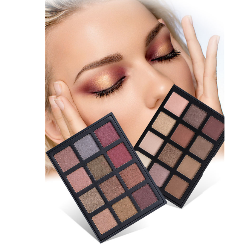 Makeup sets smoky naked eye shadow