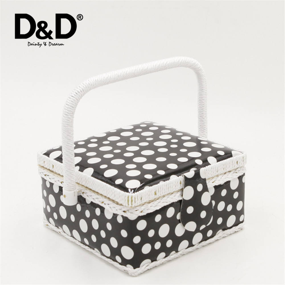 watch packing iron storage wicker baskets premium gift box plastic tray with dividers sewing basket