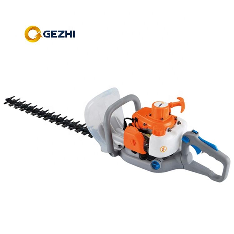 Anti-vibration System gasoline 2-stoke engine Hand Held hedge trimmer