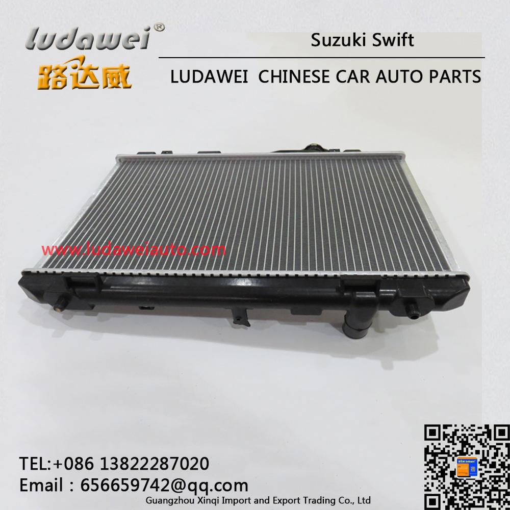 New 1989-1994 Aluminum Radiator FOR 2 Row Suzuki Swift GTi MT 1989-1994 89 90 91