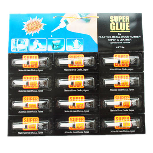 12 pcs 3g Super Colle Forte