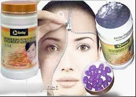 Skin care Emilay Whitening Clear Spots Capsule USA Dietary Supplement