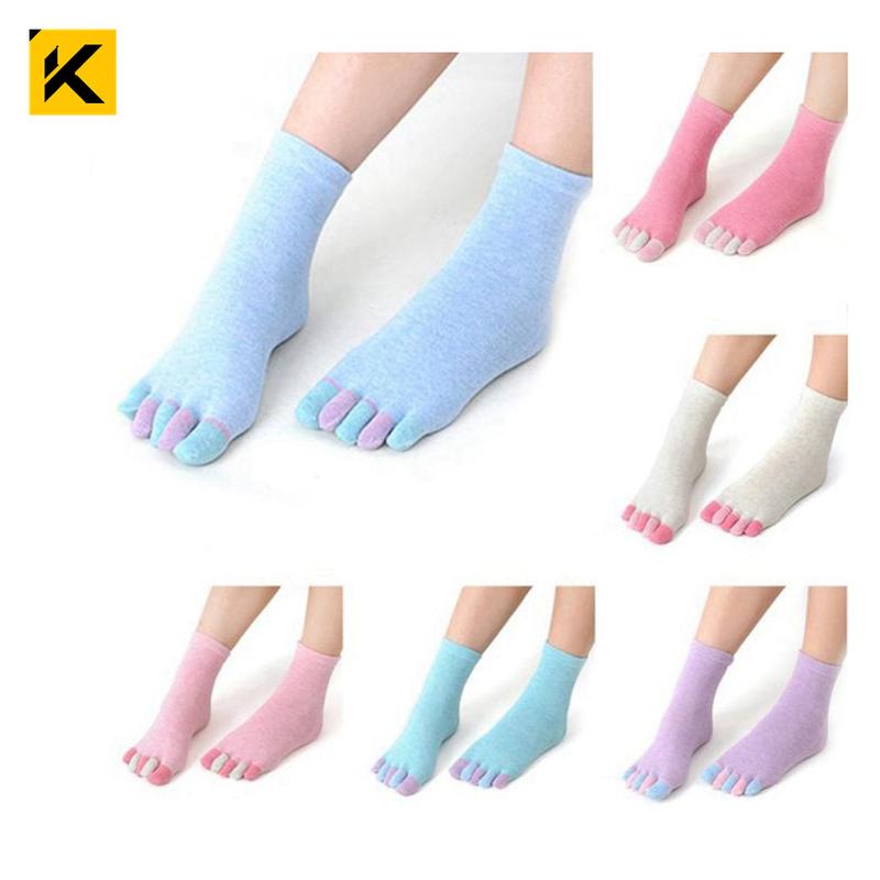 KT1-A564 oem finger socks women toe socks for women
