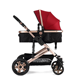 2019 New Style Deluxe Baby Stroller and New Model Baby Stroller Baby Pram made in China
