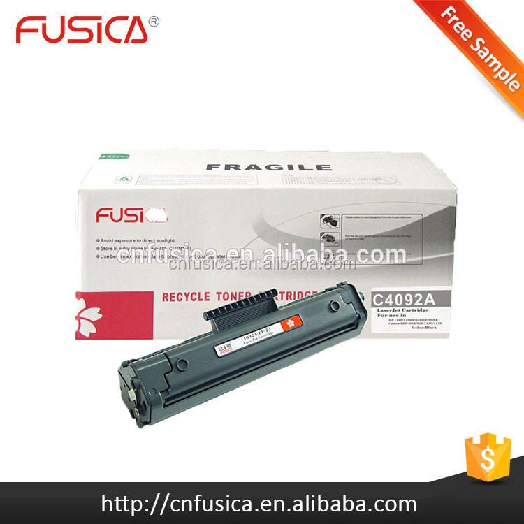 Fabricante de alta calidad láser cartucho de recarga de toner para hp compatible con LaserJet 1100 SERIES <span class=keywords><strong>y</strong></span> <span class=keywords><strong>SERIE</strong></span> LBP-1120