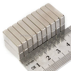 n35 to n52 customized pure strong neodymium rare earth magnets