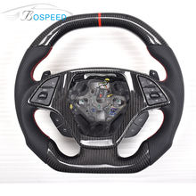For Chevrolet Camaro Carbon Fiber Car Steering Wheel