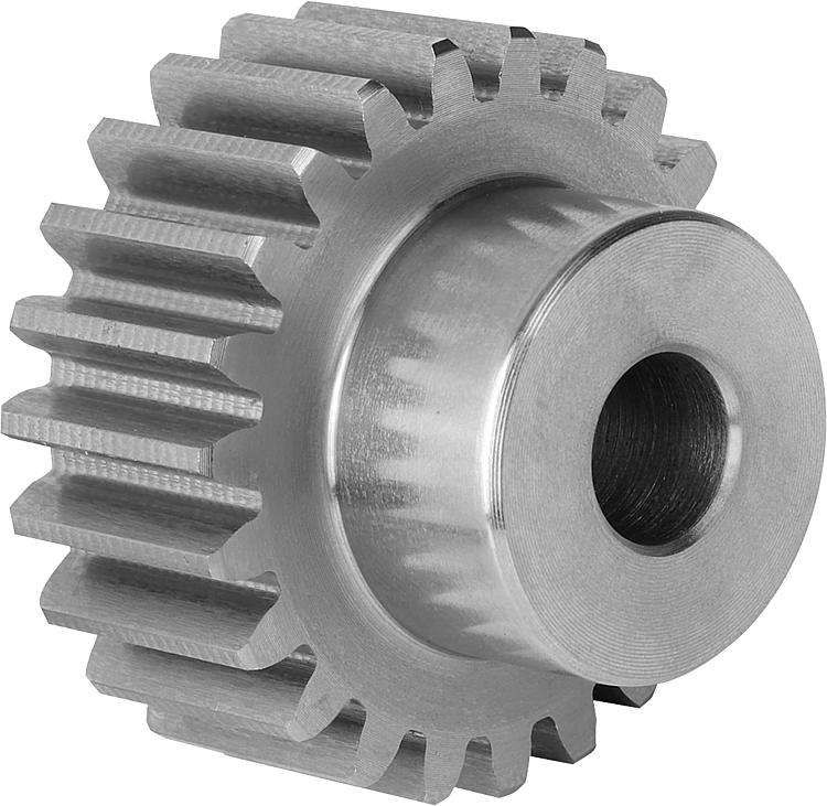 Custom cnc milling SAE8620 steel spur Gear, precision metal double spur gear for industrial