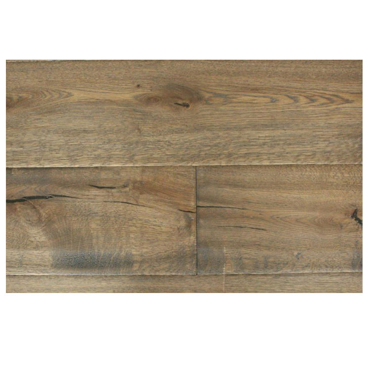 Nice Solid Oak Wood Flooring with Good Price