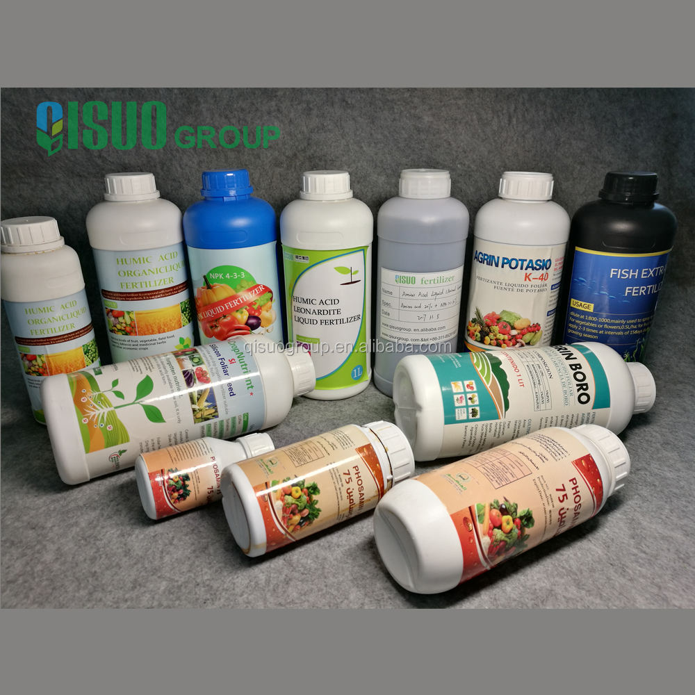 liquid fertilizer for hydroponics