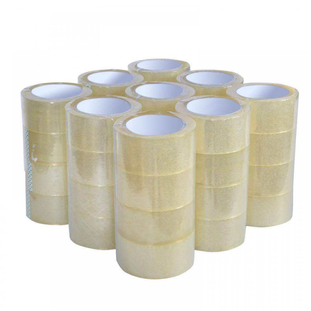 Clear Box Carton Sealing Package Bopp Packing Tape