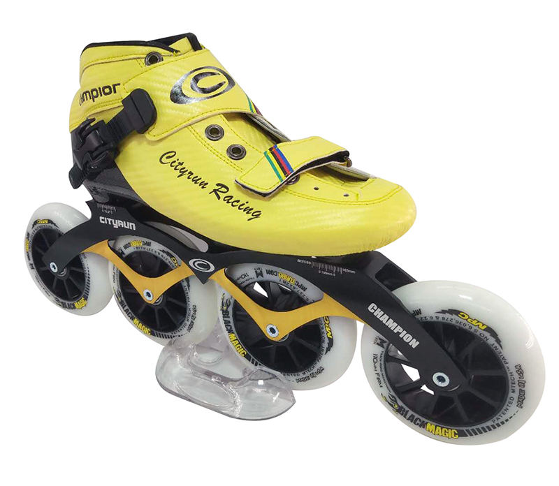 Velocidade patins inline velocidade patins roller derby sapatos Cityrun profissional