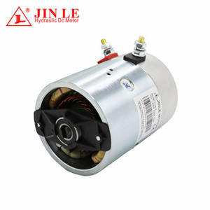 2.2KW Motor Electric For Car 24 Volt Hydraulic Pump Motor With Brush