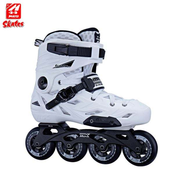 China Professional Manufacturer Free Custom Flash Boots Inline Roller Skates