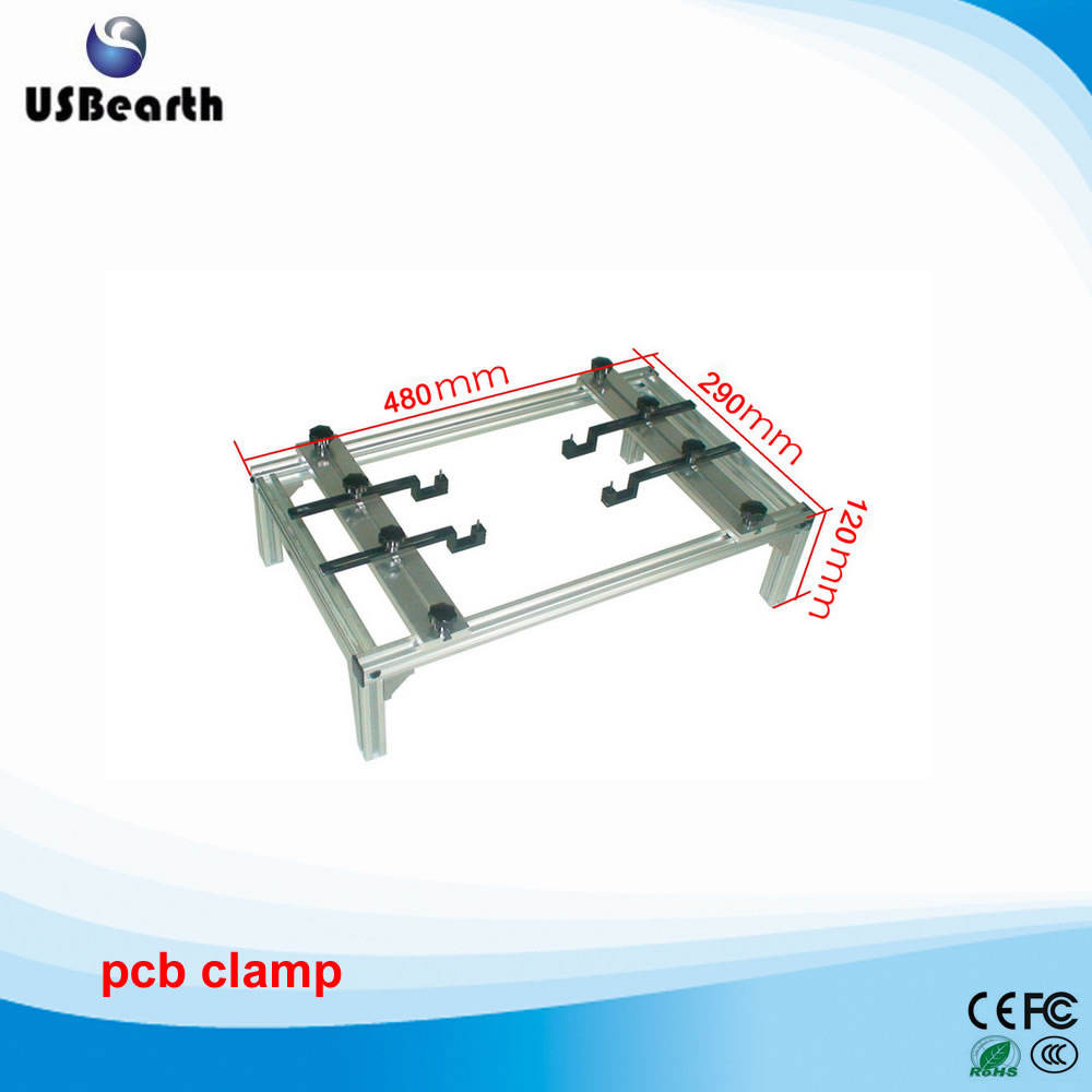 bga welding station pcb table 480*290*120mm pcb clamp