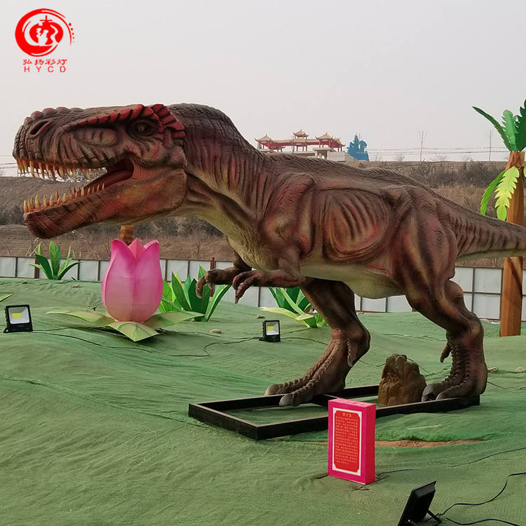 Hot-selling natural world animal realistic simulation dinosaur