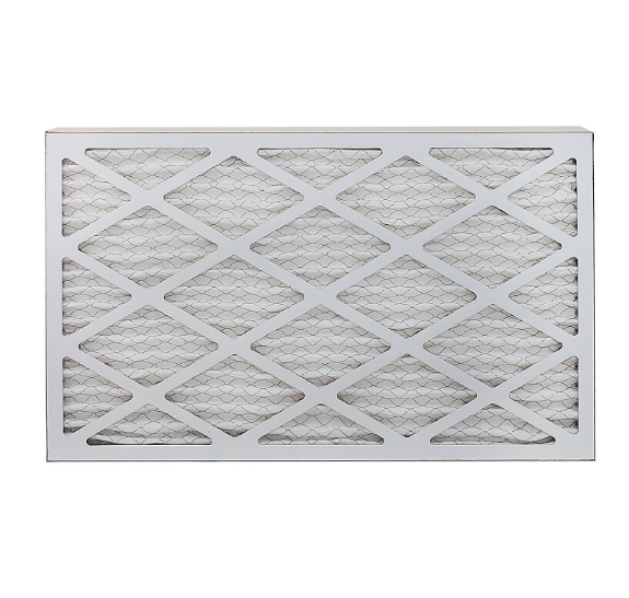 Pleated AC Furnace Air Filter Pack of 6 Filters