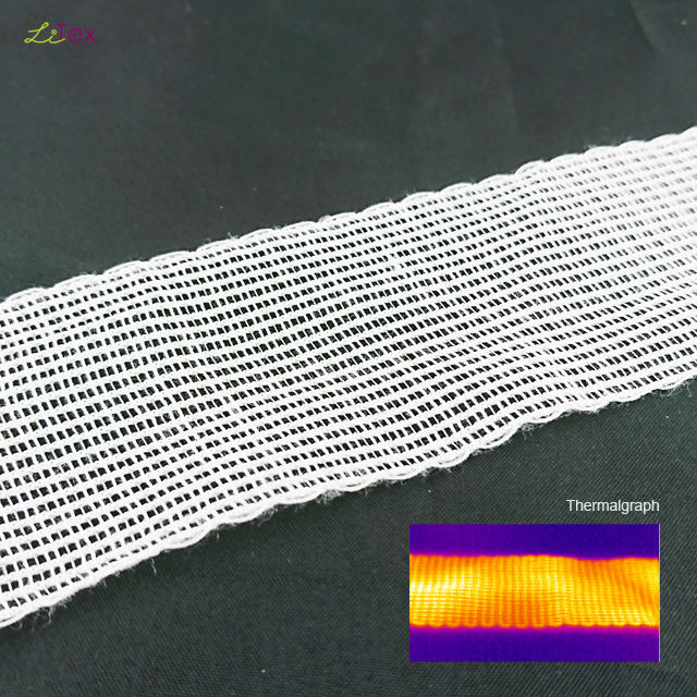 Flexible Heating Element For Gloves