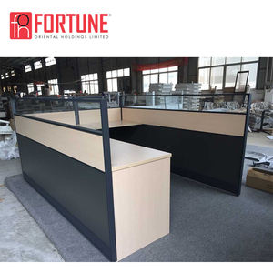 USA Large Office Cubicles Manager Partitions  FOH-42T
