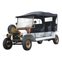 Guangzhou 48V golf cart electric classic sightseeing car