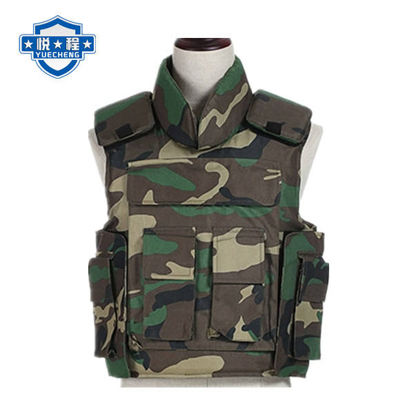 YC-2603 Aramid Fiber bullet proof vest / bulletproof jacket military/ US military III NIJ