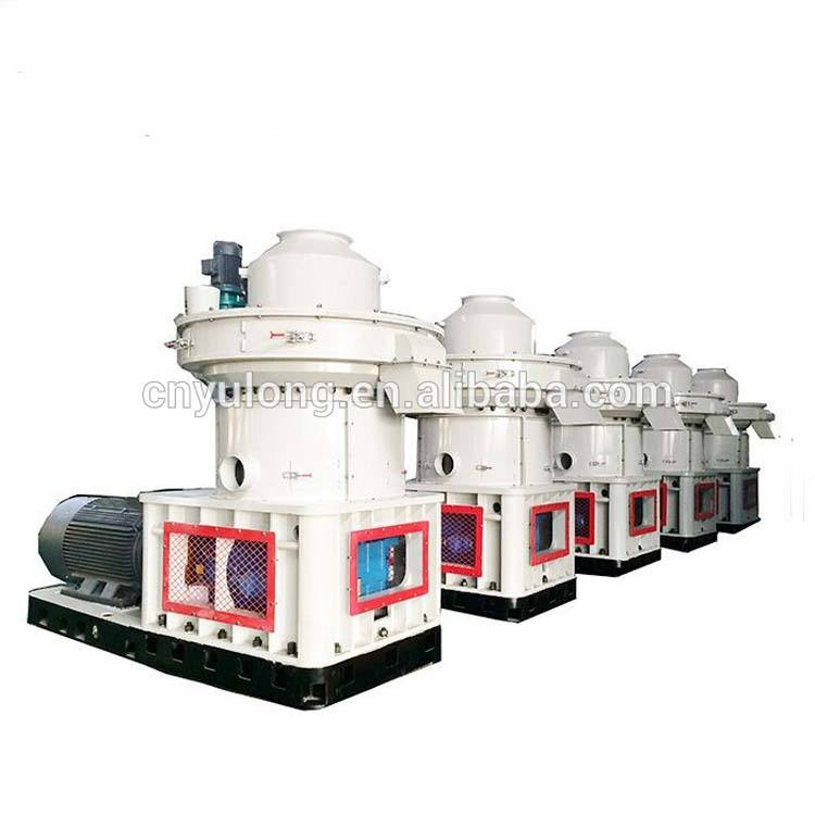 YULONG XGJ560 Cheap Rice Husk Grind/Rice Husk Powder/Rice Husk Pellet Mill Machine for Animal Feed With Good Quality