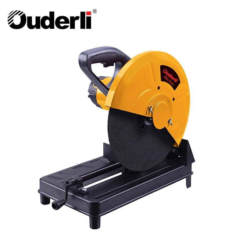 Ouderli power tools/logam cut-off mesin ODL-9141