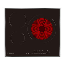 Electronics Fryer Copper 220V 3 Burner Electric Hot Plate Induction Cooktop For Counter Top Kitchen Vaniti Made In Shenzhen Fact