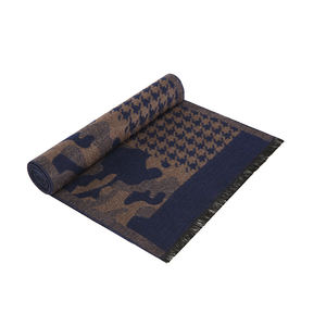 HC-NS007) 저 (low) 가격 stock men's jacquard scarf 185*30 cm