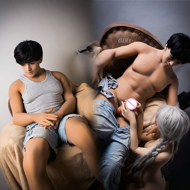 170cm Real Silicone Dolls for Gay Male Best Sex Doll Sex Gay Doll with Huge Penis Full Size Silicone Adult Toy for Woman