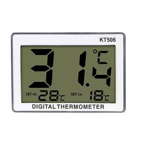 Kt506 MINI DIGITALE AQUARIUM THERMOMETER AQUARIUM WASSERTEMPERATUR
