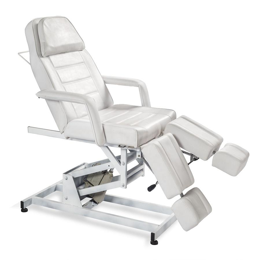New design full body massage bed with portable facial chair