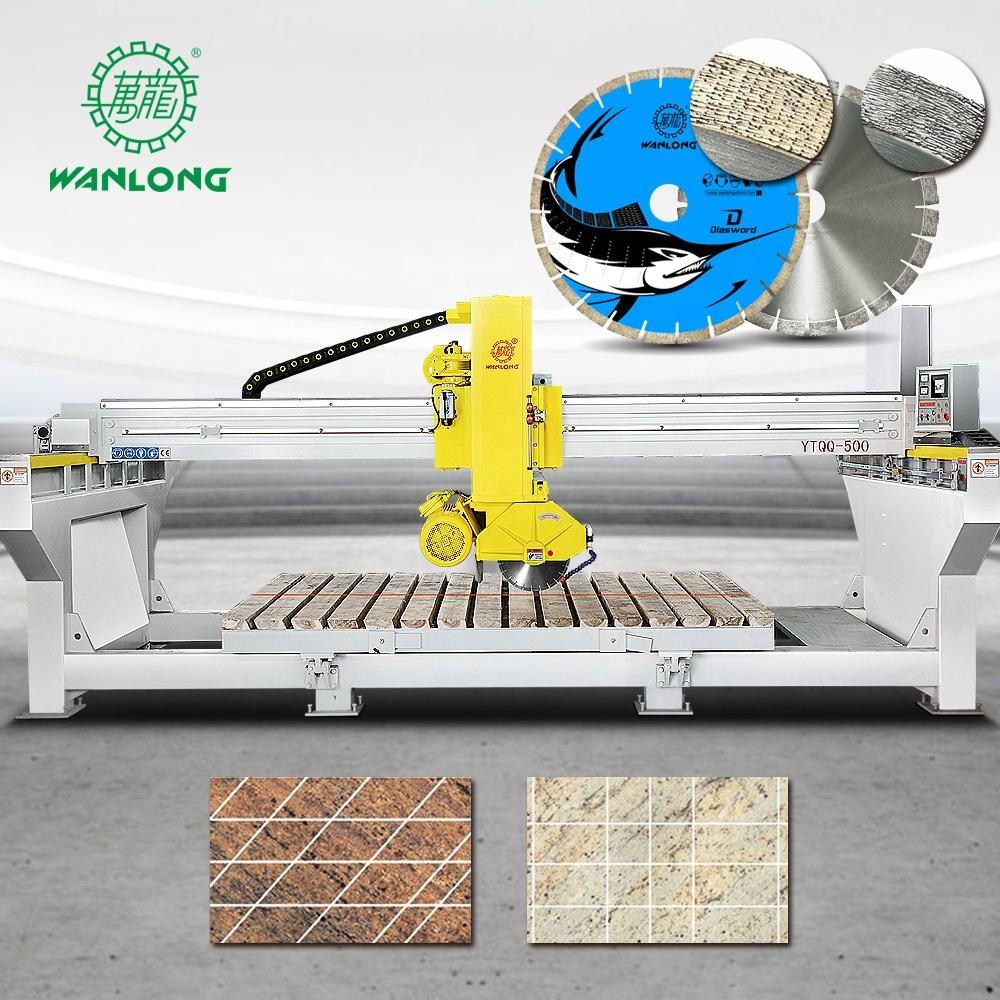 YTQQ-500 Marble Tile Cutting Machine, Stone Cutting Machine for natural stone