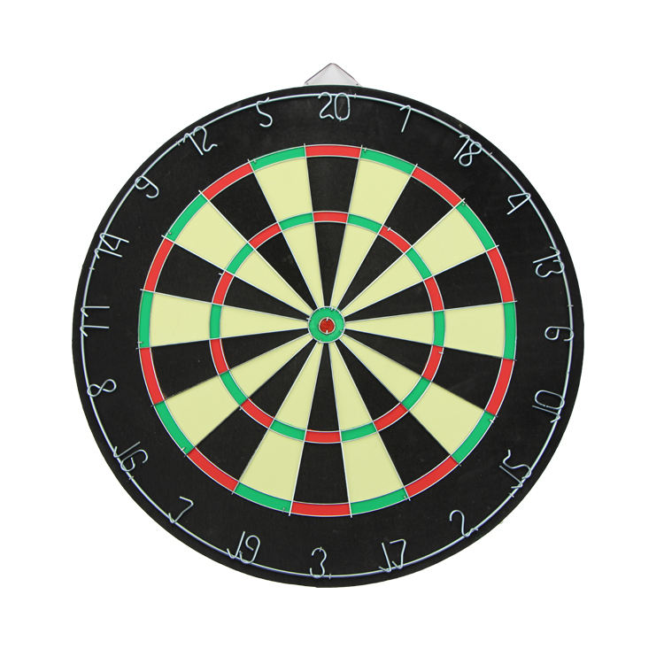 Paper Dartboard with Real Dart Paper Dartboard with Real Dart with 6 Darts Game Set