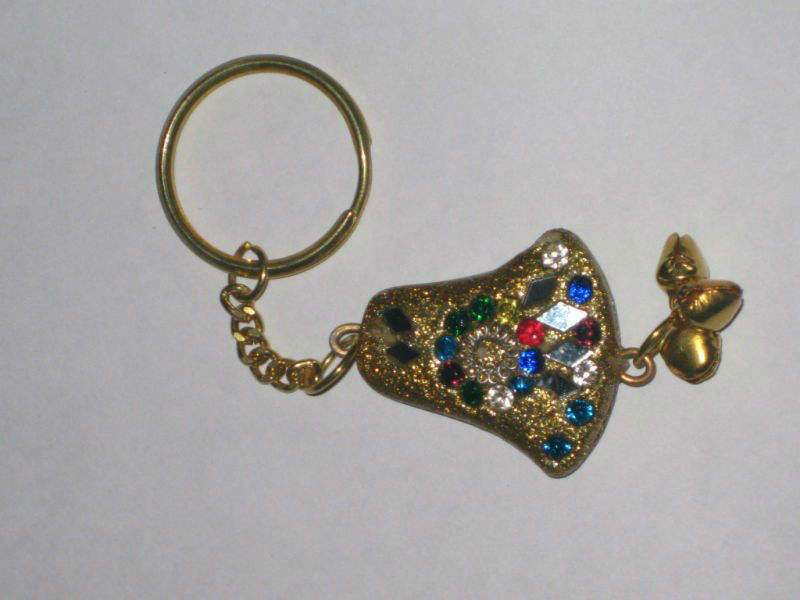 Traditionelles Rajasthani Keychains
