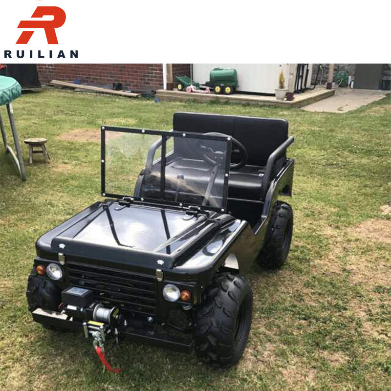 LA-05 Made in China <span class=keywords><strong>110cc</strong></span> Willys <span class=keywords><strong>Mini</strong></span> <span class=keywords><strong>Jeep</strong></span> con Cambio Automatico