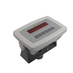 Digital weight scale indicator and weight controller indicator with printer
