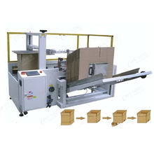 Automatic case erector machine for packing