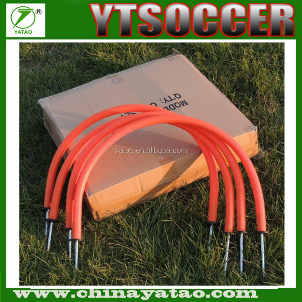 Voetbal plastic pvc training arches speed hindernis