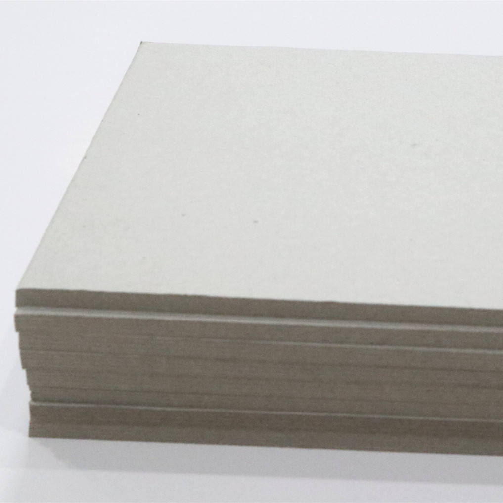 1mm/2mm/3mm HK large sheets of grey cardboard/paperboard/chipboard chip grey board