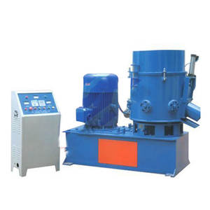 Efficient and Energy Saving Waste pe pp plastic Agglomerator densifier machine