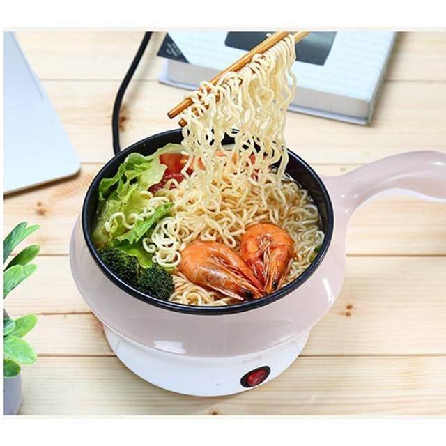 Best selling 24 CM electric mini non-stick electric food steamer with handle